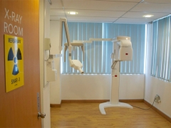 X-Ray Room (PA & OPG)
